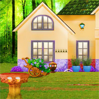 Free online html5 games - Find The Easter Celebration House Key game