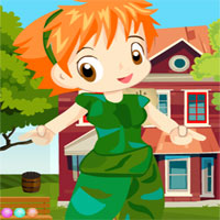 Free online flash games - G4k Lassie Anime Girl Rescue game - WowEscape