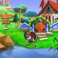 Free online flash games - Thanksgiving Rescue The Pet Animal game - WowEscape