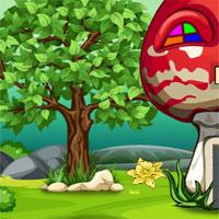 Free online flash games - G2J Papaya House Escape game - WowEscape