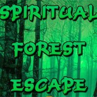 Free online flash games - Spiritual Forest Escape game - WowEscape