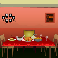 Free online flash games - First Thanksgiving Day Escape game - WowEscape
