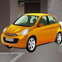 Free online flash games - Car Parking MindGames game - WowEscape