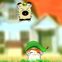 Free online flash games - Hamster Jump game - WowEscape