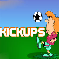 Free online flash games - Kickups game - WowEscape