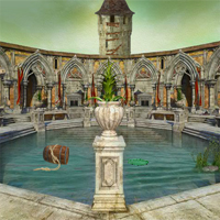 Free online flash games - Can You Escape Ruined Castle 5 game - WowEscape