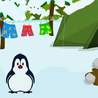 Free online flash games - Mousecity Icy Penguin Escape game - WowEscape