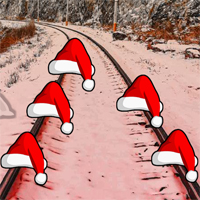 Free online flash games - After Christmas Train Ride Escape game - WowEscape