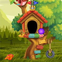 Free online flash games - G2J Red Squirrel Rescue From Cage game - WowEscape