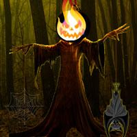 Free online flash games - BigEscapeGames Big Jack O Lantern Escape game - WowEscape
