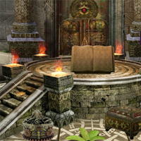 Free online flash games - Escape Game Castle Treasure 2 game - WowEscape