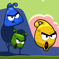 Free online html5 games - Angry Alien game