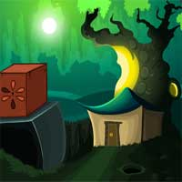 Free online flash games - Forest Little Angel MirchiGames game - WowEscape