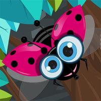 Free online flash games - Bugs N Love game - WowEscape