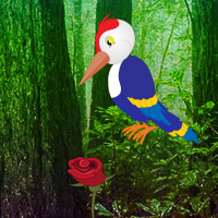 Free online flash games - Wowescape WoodPecker Forest Escape game - WowEscape