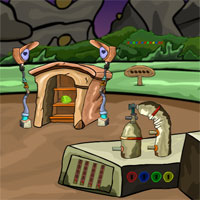 Free online flash games - Games2Jolly Quirky Squirrel Rescue game - WowEscape