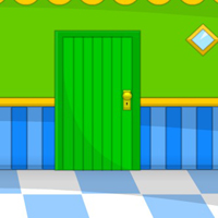Free online flash games - MouseCity Crazy House Escape