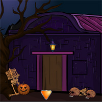 Free online flash games - NsrGames Halloween Party 6 Egypt game - WowEscape