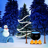 Free online flash games - Wowescape Escape Game Christmas Tree game - WowEscape