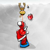 Free online flash games - Santas Snow Rush game - WowEscape