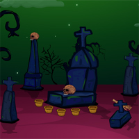 Free online flash games - NsrEscapeGames Spooky Land 2 game - WowEscape