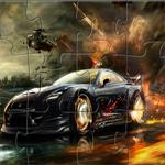 Free online flash games - Car Battle Puzzle game - WowEscape