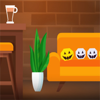 Amgel Halloween Room Escape