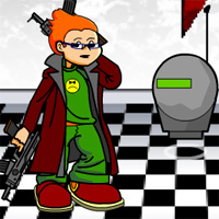 Free online flash games - Newgrounds Museum 2 NewGrounds  game - WowEscape