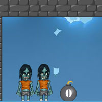 Free online flash games - Zombie Physics Coolbuddy game - WowEscape