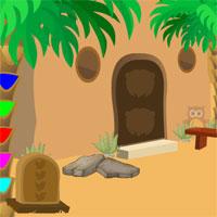 Free online flash games - AVM Desert Castle Escape game - WowEscape