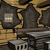 Free online flash games - GFG Old Hunter House Escape game - WowEscape