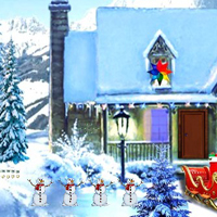 Free online html5 games - Mirchi find the Christmas ornament tree game