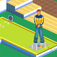 Free online flash games - Mini Golf 99 Holes game - WowEscape