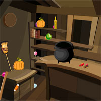 Halloween Candy Room Escape