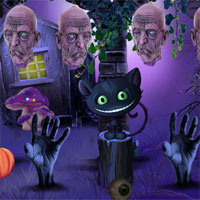 Free online flash games - Escape Halloween Horror game - WowEscape
