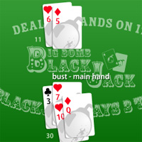 Free online flash games - Big Bomb Blackjack BigBombGames game - WowEscape