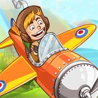 Free online flash games - Pocket Wings WW2 game - WowEscape
