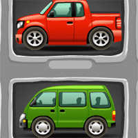 Free online flash games - Big Parking NeonGames game - WowEscape