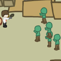 Free online html5 games - Shoot Em in the Head game