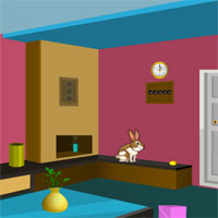 Free online flash games - G4E Easter Holiday Home Escape