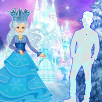 Free online flash games - Snowland Frozen Man Escape game - WowEscape