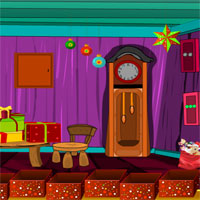 Free online html5 games - Games4Escape Winter Celebration Room Escape game