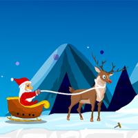 Free online flash games - Games4Escape Go Santa Claus Go game - WowEscape