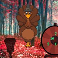 Free online flash games - Magical Turkey Jungle Escape game - WowEscape