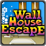 Free online flash games - Wall House Escape game - WowEscape