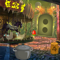 Free online flash games - Puny Turkey Rescue game - WowEscape