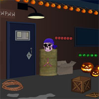 Free online flash games - Find The Halloween Gift Box game - WowEscape