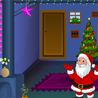 Free online html5 games - Games4Escape Christmas Celebration Escape game