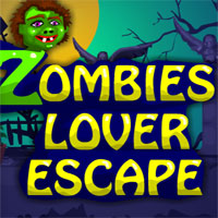 Free online html5 games - Games4Escape  Zombies Lover Escape game