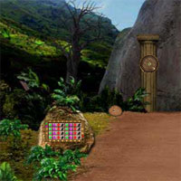 Free online flash games - Mirchi The Hills Cave Escape 2